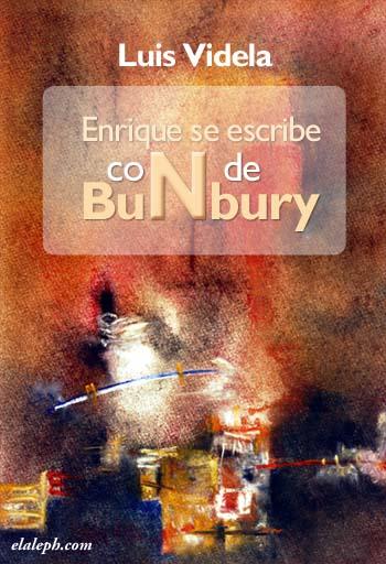 Tapa de la biografía no autorizada de Enrique Bunbury